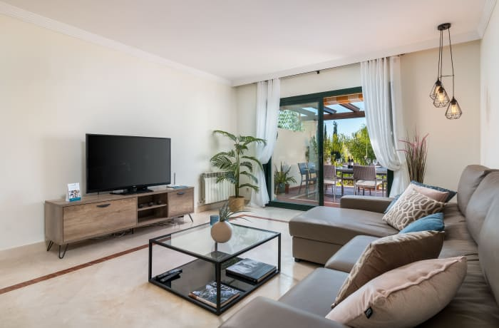 Apartment in El Palmeral I, Nueva Andalucia - 1