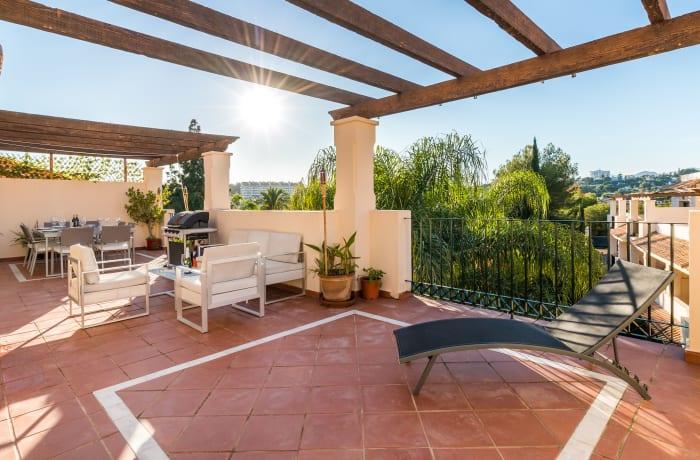 Apartment in El Palmeral I, Nueva Andalucia - 14