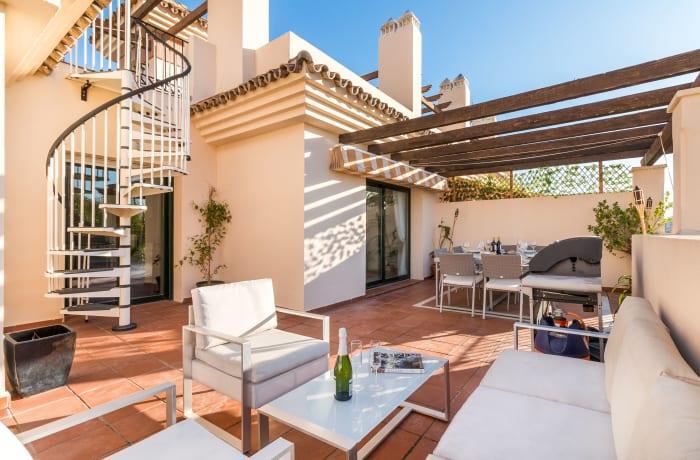 Apartment in El Palmeral I, Nueva Andalucia - 15