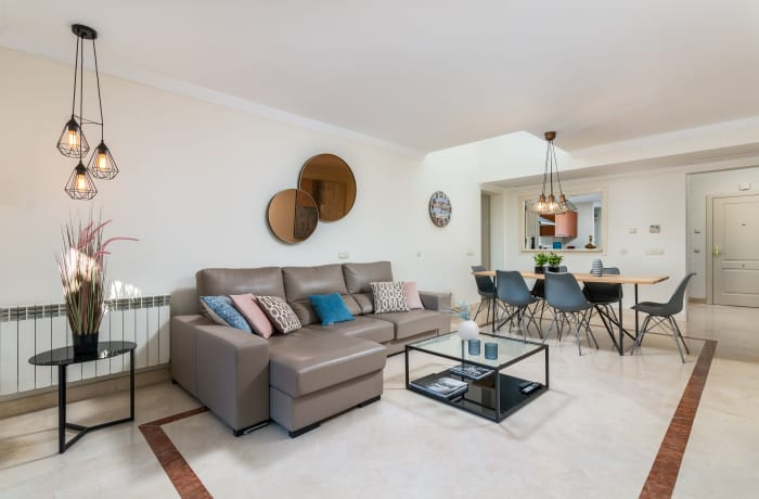 Apartment in El Palmeral I, Nueva Andalucia - 2