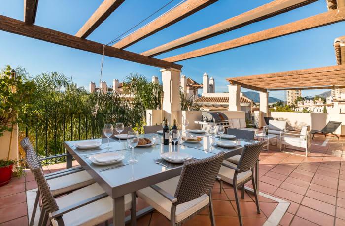 Apartment in El Palmeral I, Nueva Andalucia - 16