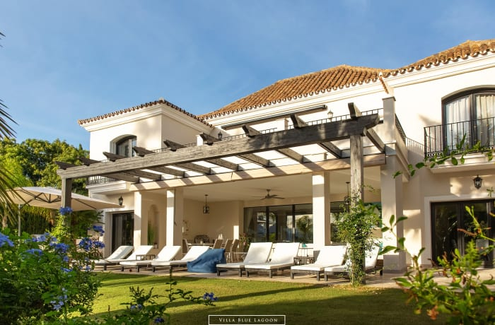 Apartment in Villa Blue Lagoon, Nueva Andalucia - 86