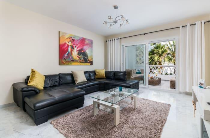 Apartment in Las Gaviotas, Puerto Banus - 5