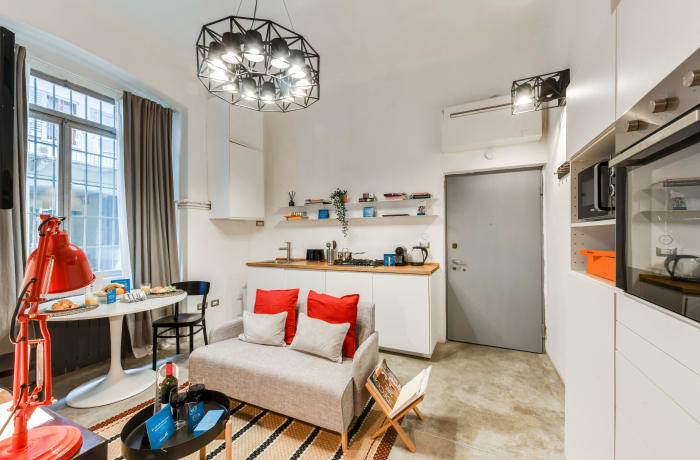 Apartment in Porta Volta, Chinatown - 4