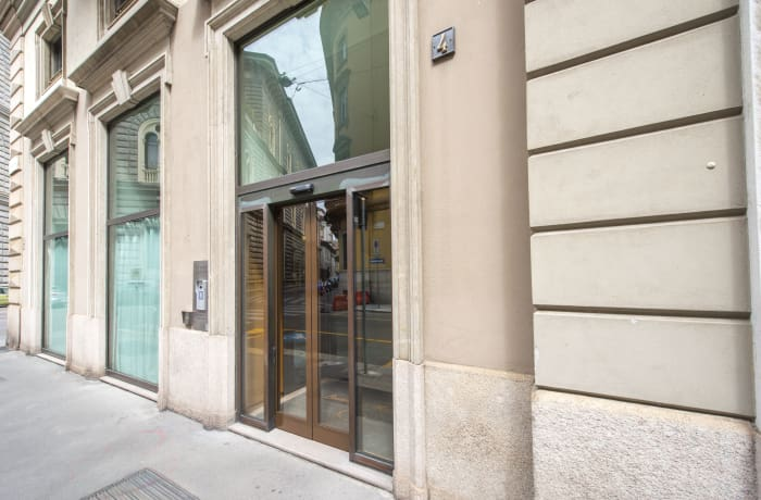 Apartment in Romagnosi 2A, Duomo - 20