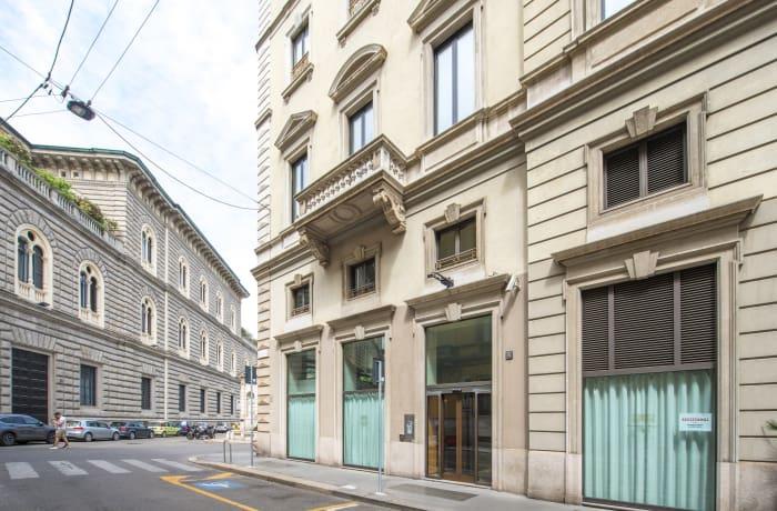 Apartment in Romagnosi 2B, Duomo - 22