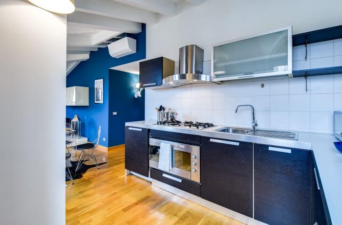 Apartment in Tabacchi, Navigli - 8
