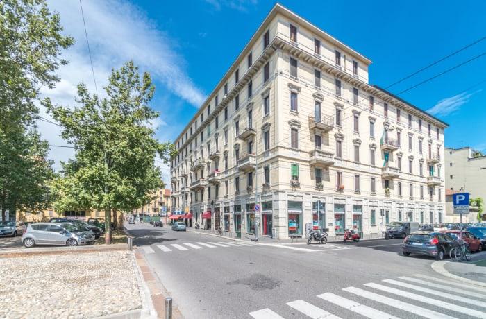 Apartment in Porta Romana II, Porta Romana - 21