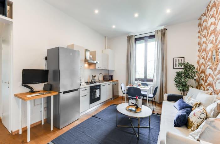 Apartment in Porta Romana II, Porta Romana - 7