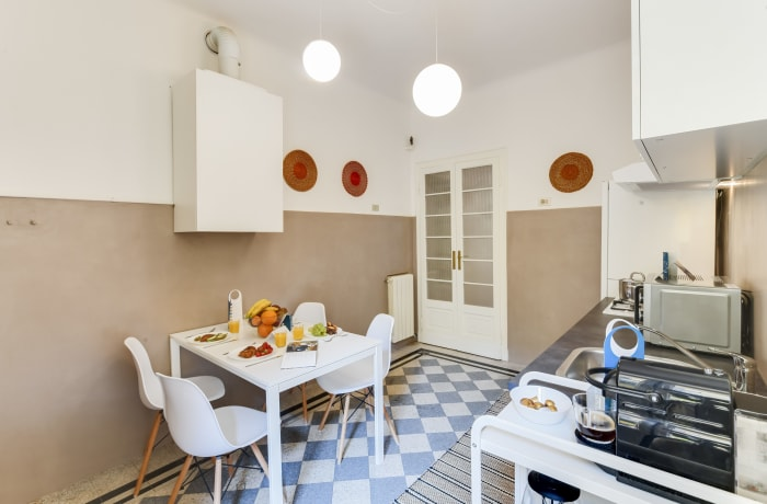 Apartment in Indipendenza, Risorgimento - 11