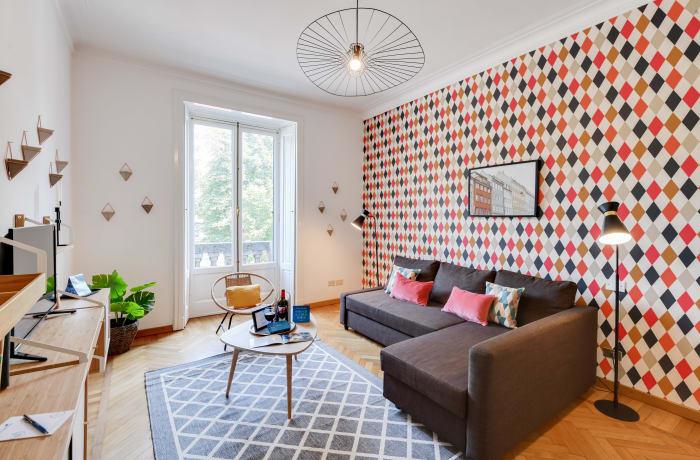 Apartment in Indipendenza, Risorgimento - 1