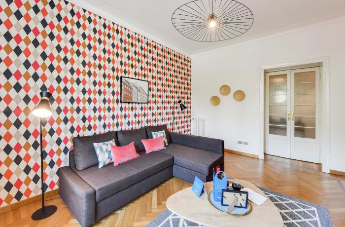 Apartment in Indipendenza, Risorgimento - 2