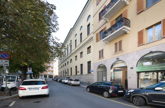 Apartment in Mentana, Sant Ambrogio - 23