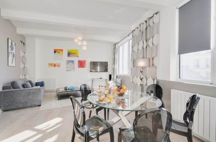 Apartment in Berthe I, Butte Montmartre (18e) - 4