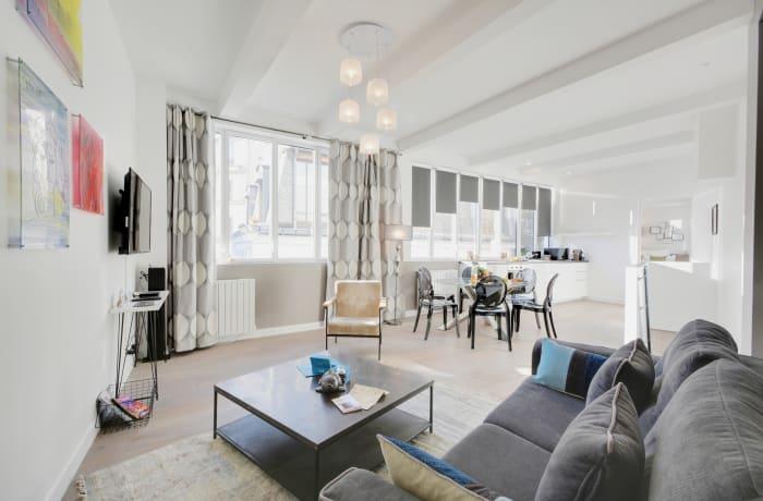 Apartment in Berthe I, Butte Montmartre (18e) - 3