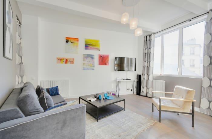 Apartment in Berthe I, Butte Montmartre (18e) - 1