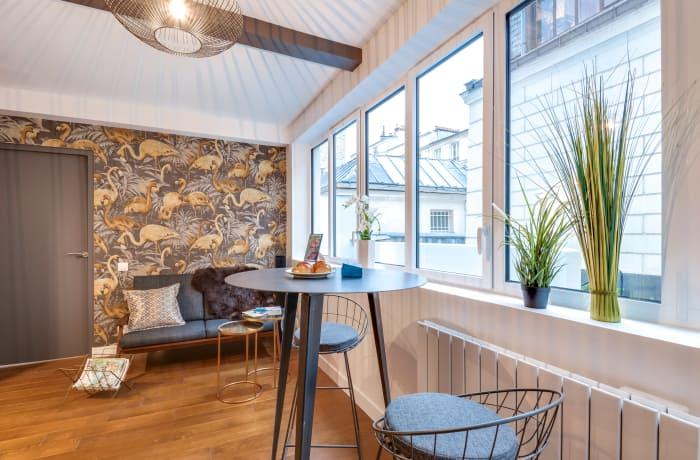 Apartment in Berthe II, Butte Montmartre (18e) - 1