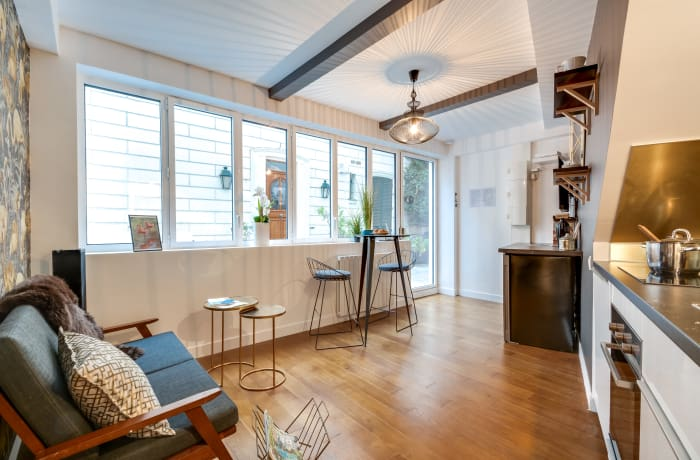Apartment in Berthe II, Butte Montmartre (18e) - 2