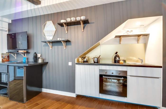 Apartment in Berthe II, Butte Montmartre (18e) - 3