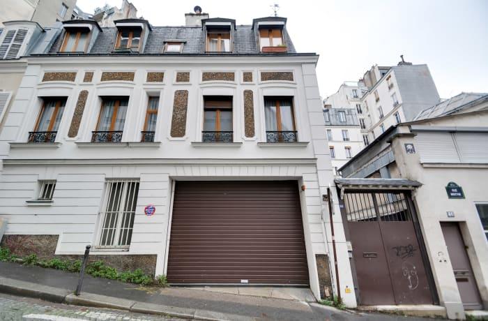 Apartment in Berthe II, Butte Montmartre (18e) - 0