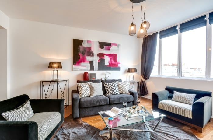 Apartment in Ravignan  I, Butte Montmartre (18e) - 3