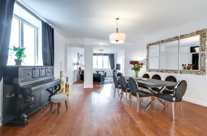 Apartment in Ravignan  I, Butte Montmartre (18e) - 5