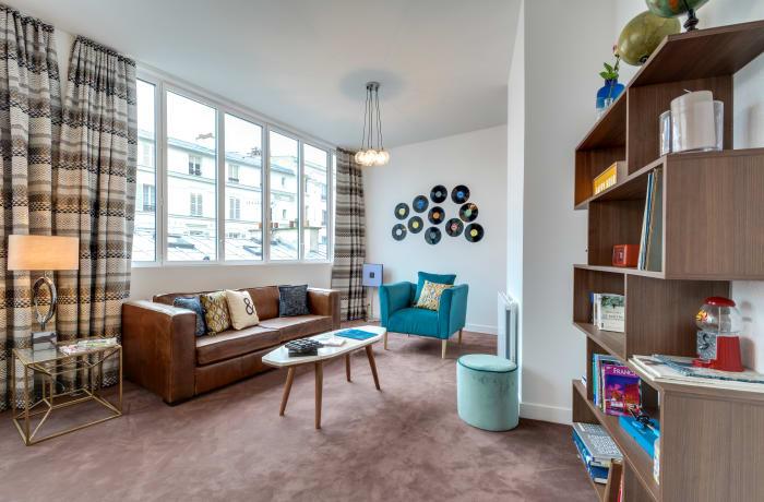 Apartment in Ravignan II, Butte Montmartre (18e) - 1