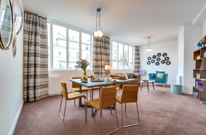 Apartment in Ravignan II, Butte Montmartre (18e) - 2