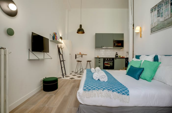 Apartment in Compiegne I, Canal Saint-Martin - 5