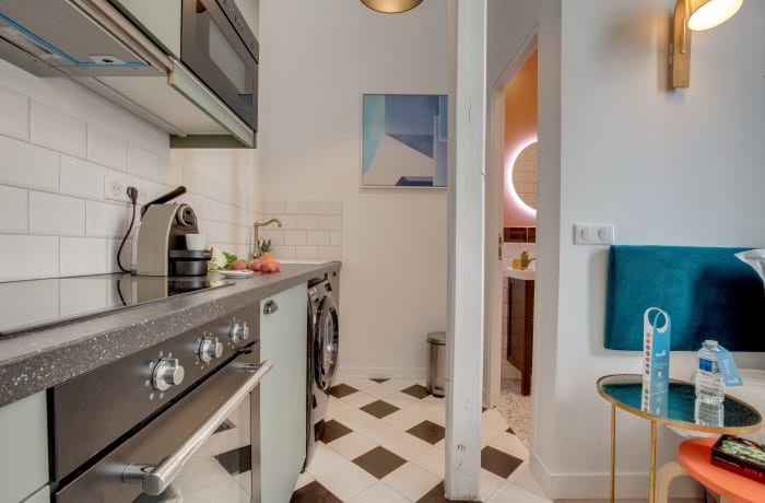 Apartment in Compiegne I, Canal Saint-Martin - 12