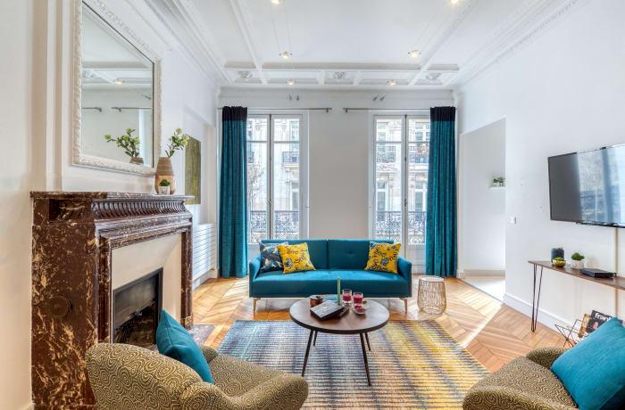 Apartment in Cerisoles C, Champs-Elysées (8e) - 2