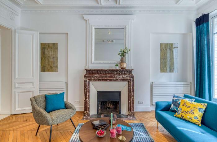 Apartment in Cerisoles C, Champs-Elysées (8e) - 3
