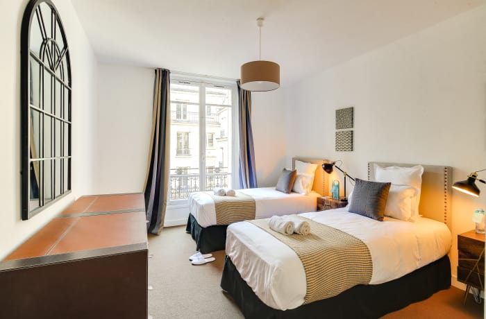 Apartment in Montaigne II, Champs-Elysées (8e) - 18
