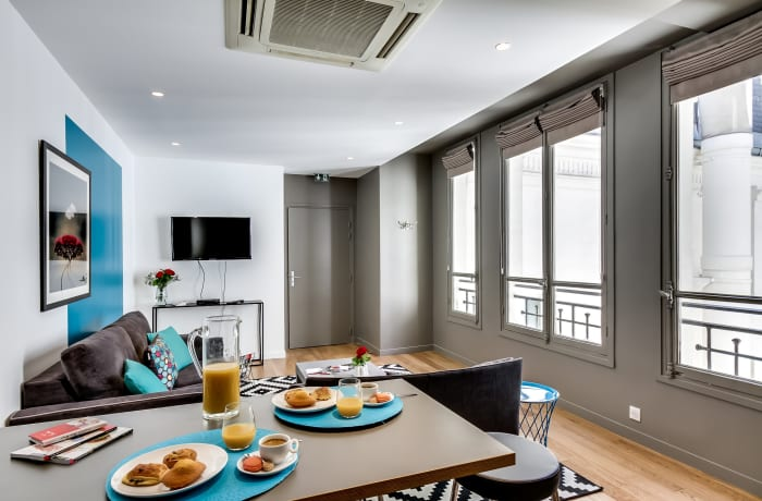 Apartment in Boetie III - Modern angle, Champs-Elysées (8e) - 5