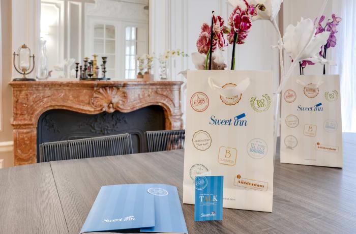 Apartment in Boetie IV, Champs-Elysées (8e) - 20