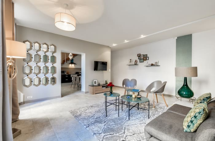 Apartment in Ponthieu III, Champs-Elysées (8e) - 2