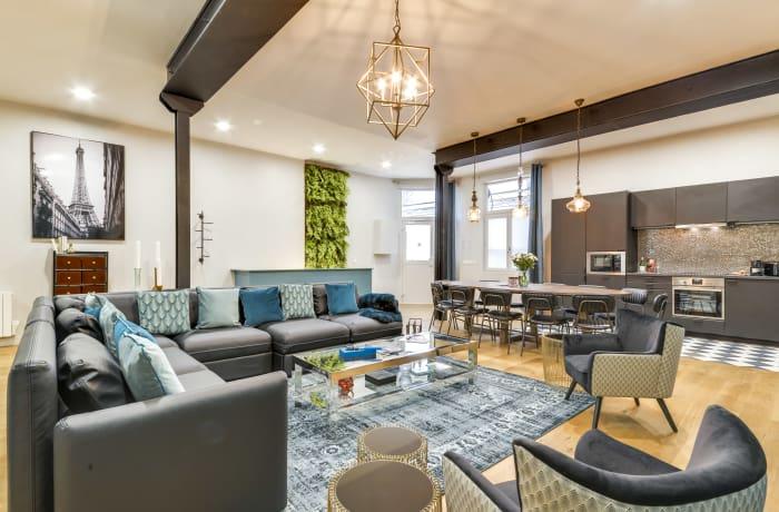 Apartment in Villa Montorgueil, Opera - Grands Boulevards (10e) - 1