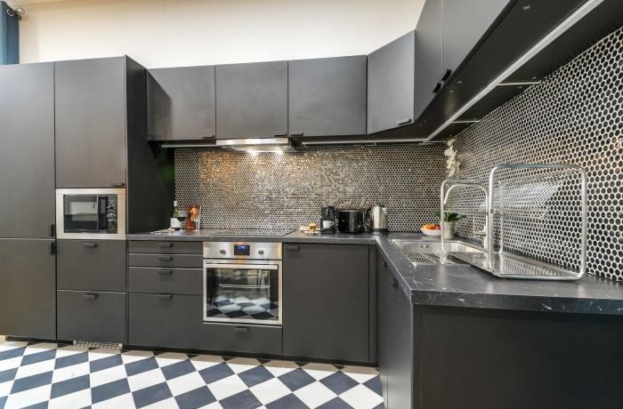 Apartment in Villa Montorgueil, Opera - Grands Boulevards (10e) - 5