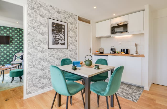 Apartment in Saint Lazare III, Galeries Lafayette - Saint-Lazare (9e) - 8