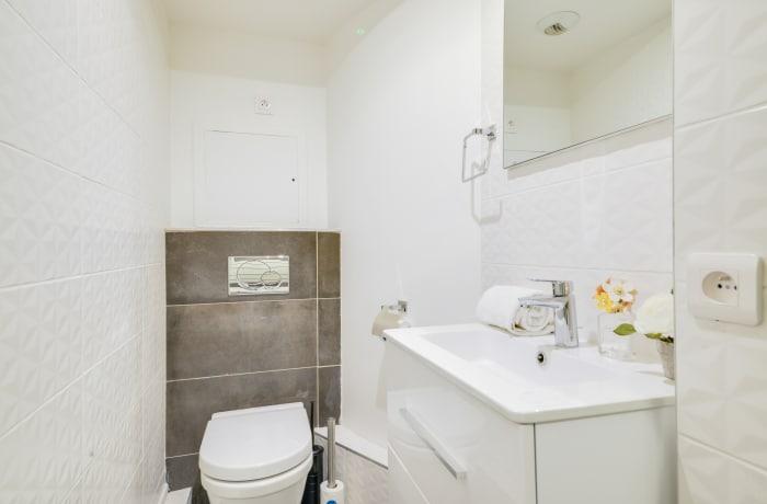 Apartment in Saint Lazare III, Galeries Lafayette - Saint-Lazare (9e) - 16