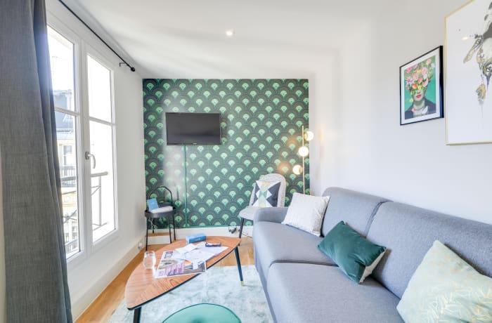 Apartment in Saint Lazare III, Galeries Lafayette - Saint-Lazare (9e) - 3