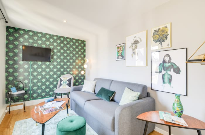 Apartment in Saint Lazare III, Galeries Lafayette - Saint-Lazare (9e) - 1