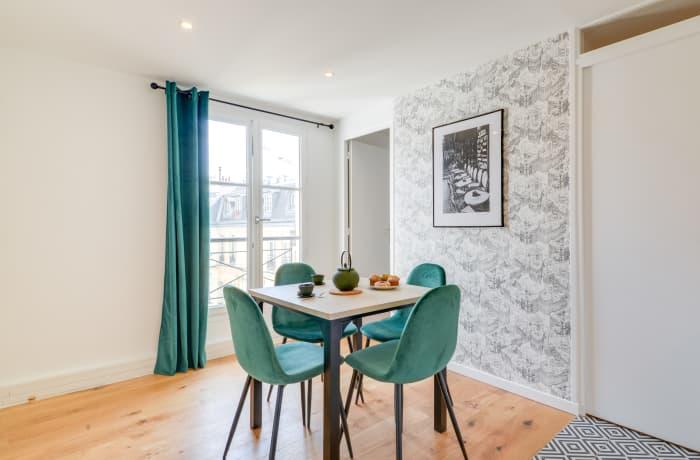 Apartment in Saint Lazare III, Galeries Lafayette - Saint-Lazare (9e) - 4