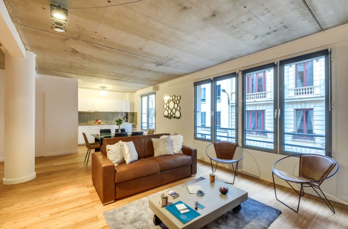 Apartment in Milan II, Galeries Lafayette - Saint-Lazare (9e) - 1