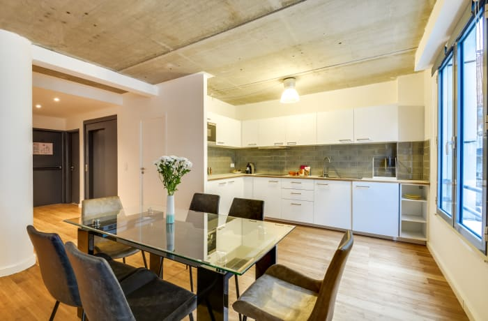 Apartment in Milan II, Galeries Lafayette - Saint-Lazare (9e) - 19