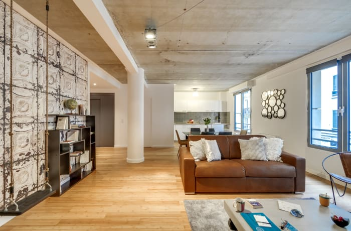 Apartment in Milan II, Galeries Lafayette - Saint-Lazare (9e) - 6