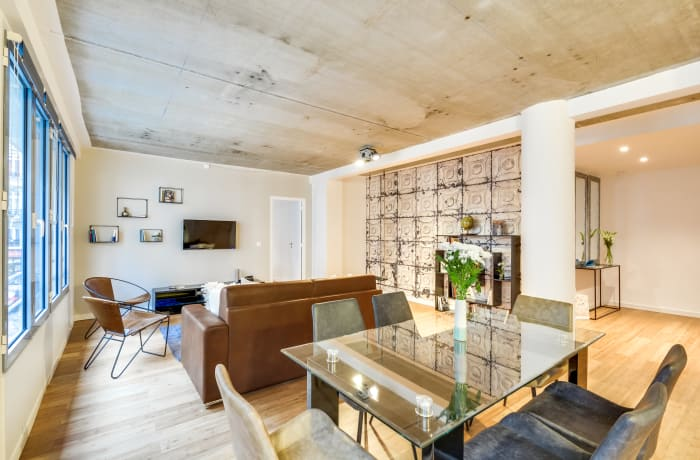 Apartment in Milan II, Galeries Lafayette - Saint-Lazare (9e) - 7