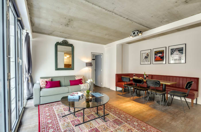 Apartment in Milan III, Galeries Lafayette - Saint-Lazare (9e) - 1