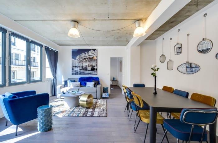 Apartment in Milan V, Galeries Lafayette - Saint-Lazare (9e) - 1