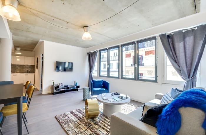 Apartment in Milan V, Galeries Lafayette - Saint-Lazare (9e) - 2